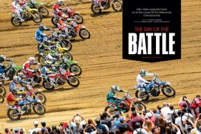 Glen Helen exploded back onto the Lucas Oil Pro Motocross Championship scene at May's season opener. Page 100