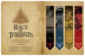 American racing has four undisputed kings: Bob Hannah, Jeremy McGrath, Ricky Carmichael, and Ryan Villopoto. Here's how each earned his time on the throne. Page 112
