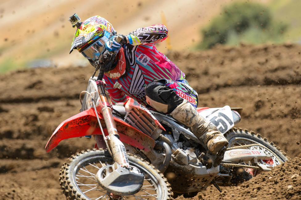 Justin Barcia will miss the remainder of the season after undergoing ankle surgery.