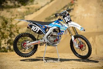 Racer X Films: 2014 Pro Circuit Honda CRF250R
