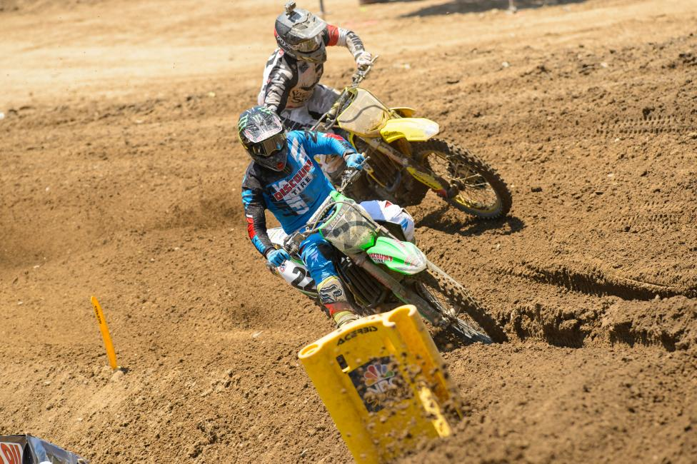 The break will do Chad Reed some good, but can he put it together at High Point? Photo: Simon Cudby