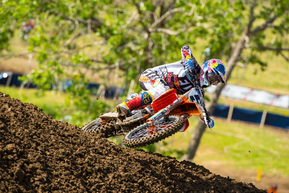 Will Dungey get back to his winning ways at High Point?Photo: Simon Cudby