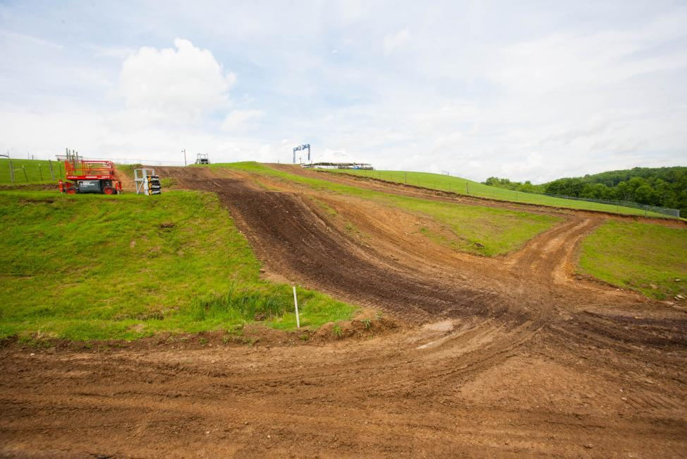 Another look at what High Point will offer this weekend.  Photo: Simon Cudby