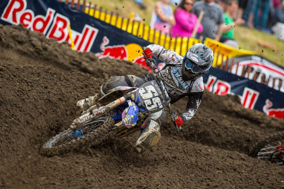 A year later, Alex Martin is happy with his surroundings.