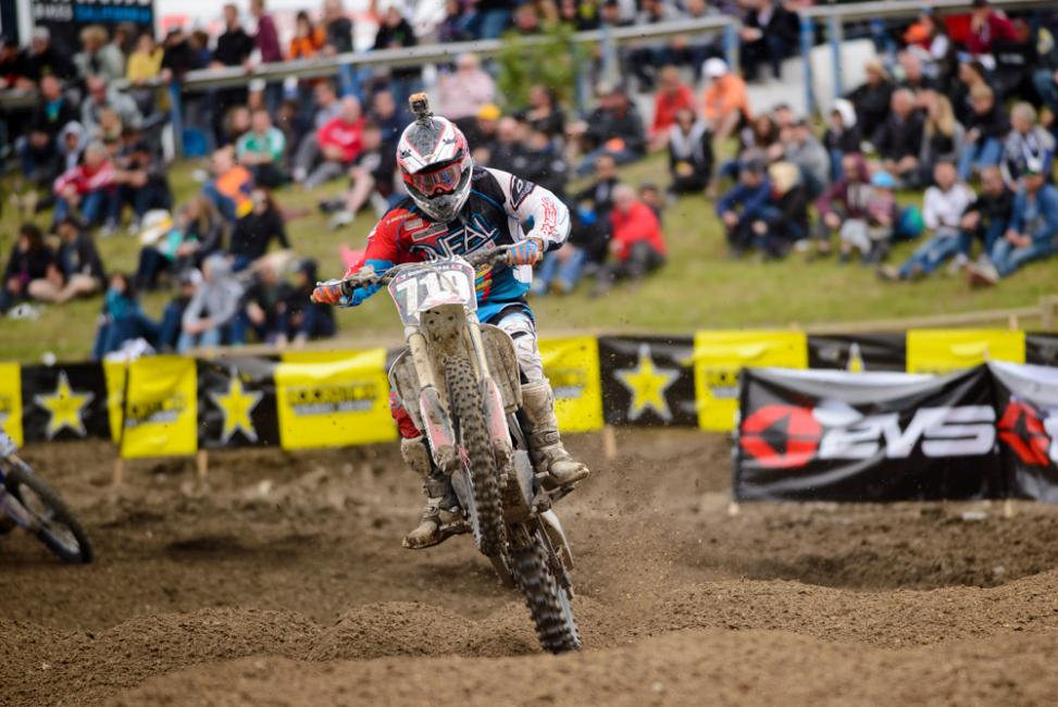 Vince Friese went 3-1 in Canada to win the overall.