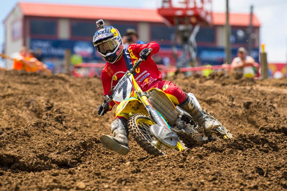 Perfection from James Stewart at High Point to capture his first overall in 2014.  Photo: Simon Cudby