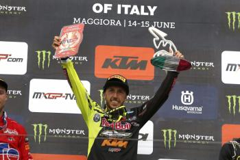 Race Report: MXGP of Italy