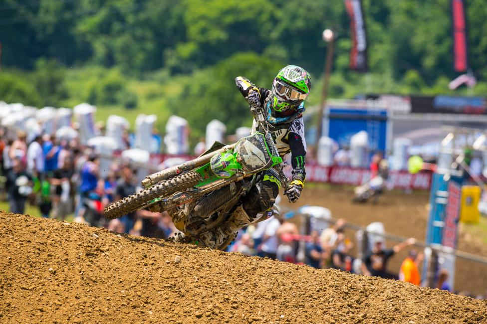 Baggett looks to get this momentum going on June 28 at the Tennessee National.  Photo: Simon Cudby