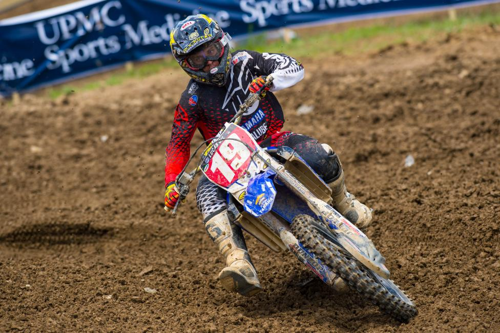 Jeremy Martin captured second overall at the High Point National.  Photo: Simon Cudby