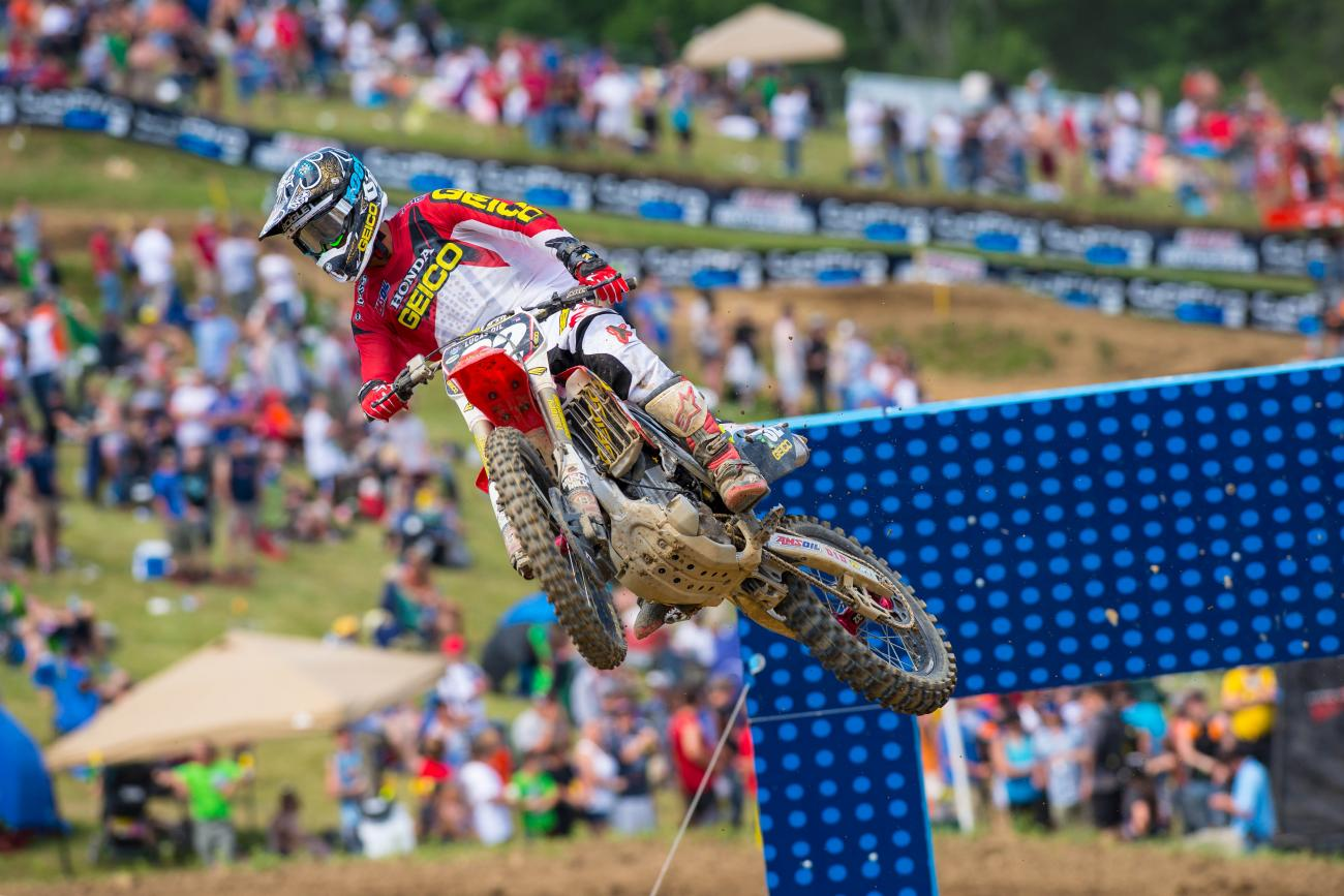 Which 250MX rider will be next to win an overall?