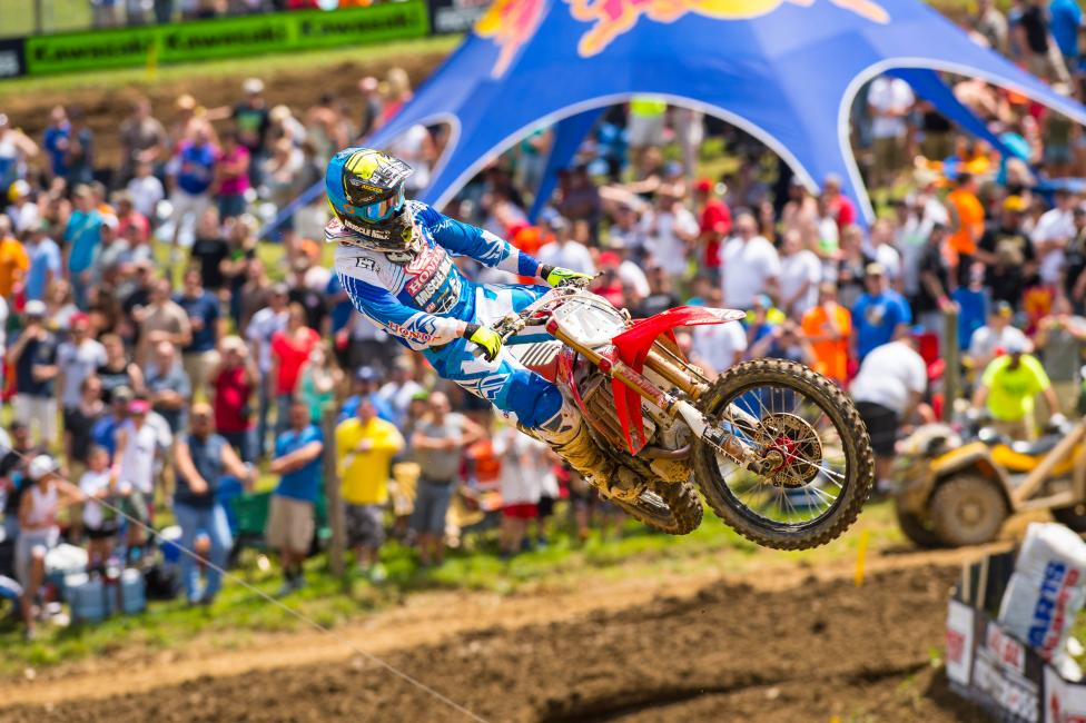 """""""To say we're not thinking about the championship I think we'd be lying. We all want it."""" - Trey Canard. Photo: Simon Cudby"""