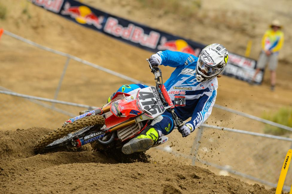 Where will Honda look for a fill-in? Photo: Simon Cudby