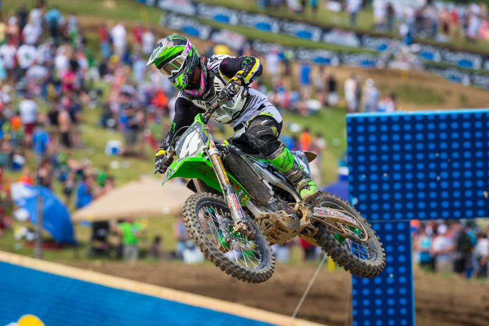 Is Baggett back in the title hunt? Photo: Simon Cudby