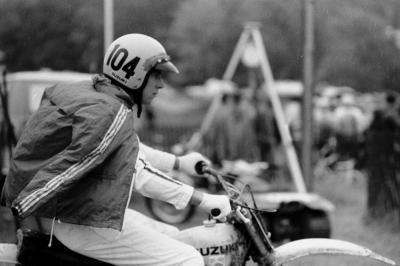 The Man (Roger DeCoster).