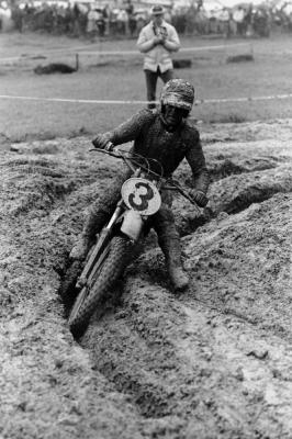 Howerton would go on to win the race.