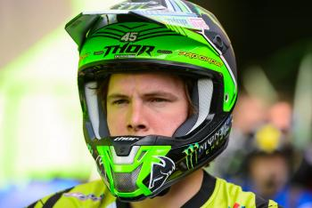 Between the Motos: Darryn Durham
