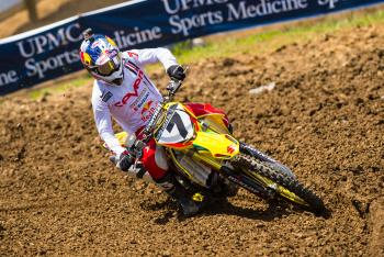James Stewart Found Positive of Banned Substance at Seattle SX