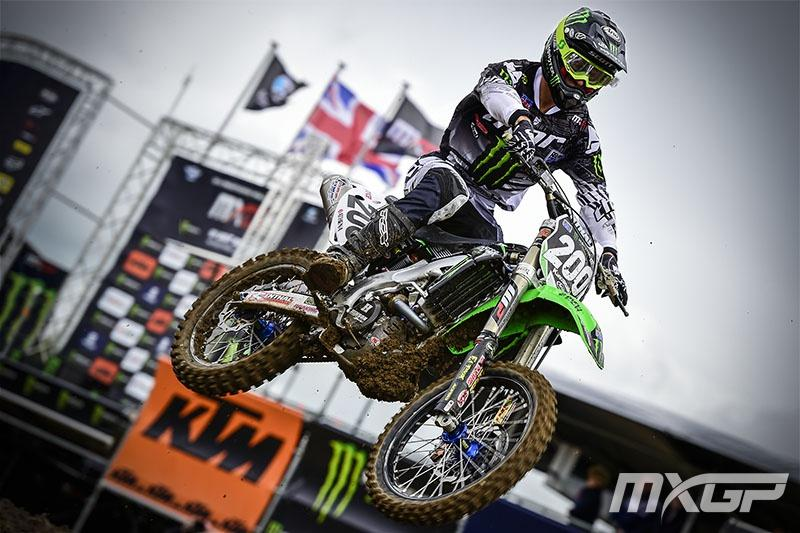 Can Tonus adapt to the U.S. scene and Monster Energy Supercross?Photo: MXGP.com