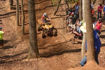GNCC ATV Rd 9 on RacerTV
