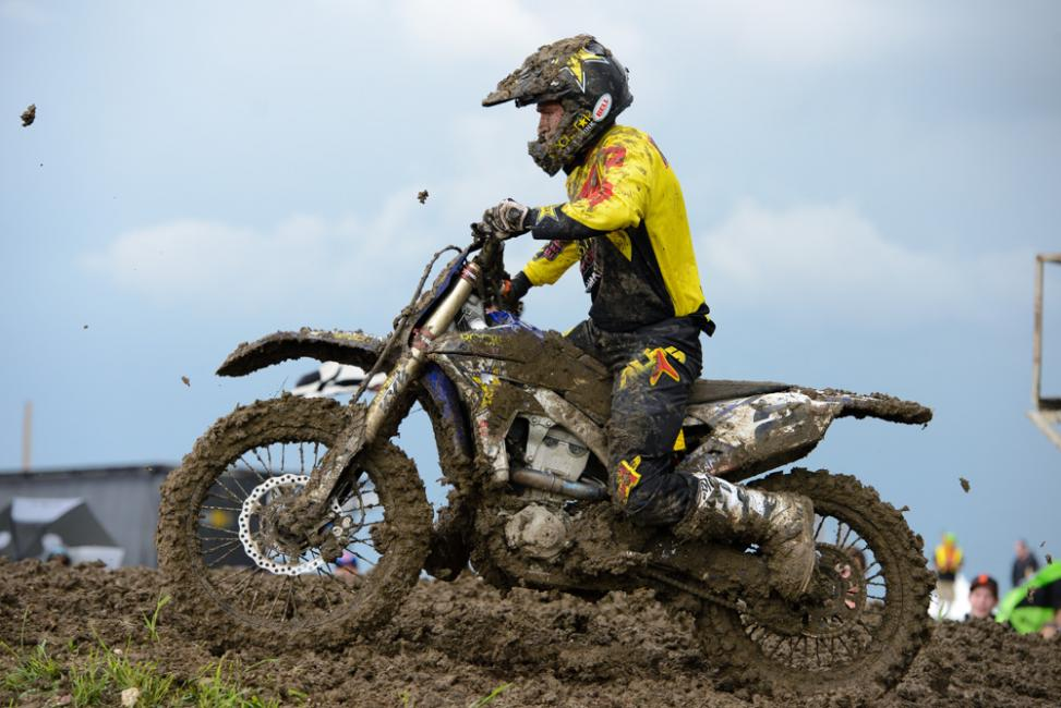 Bobby Kiniry won the rain shortened Canadian National.Photo: James Lissimore