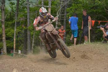 Russell Extends Points Lead at Snowshoe