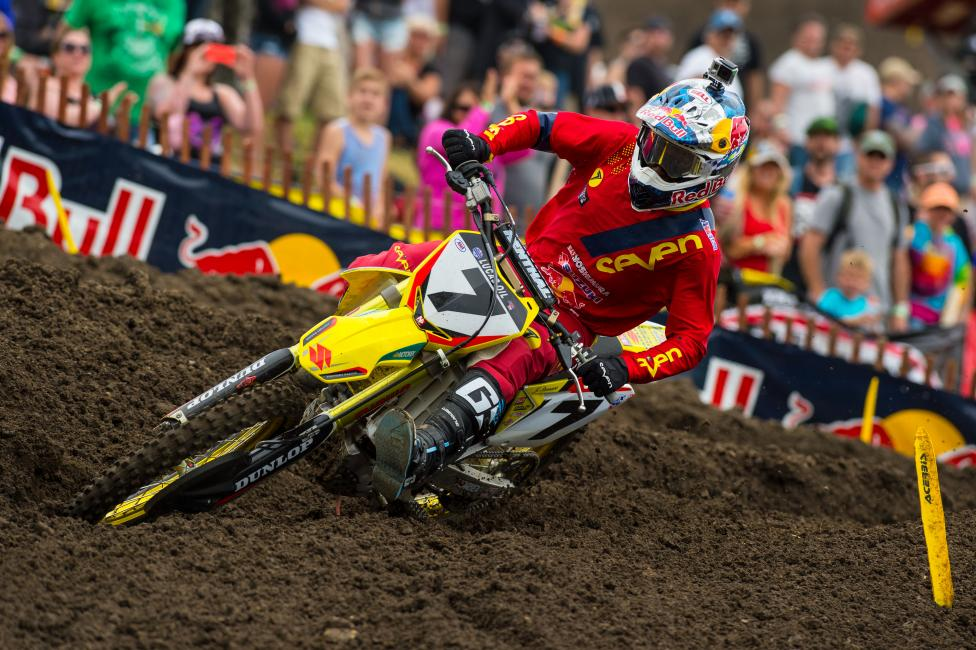 As of today, Stewart is Provisionally Suspended, which does not bar him from the Muddy Creek National.