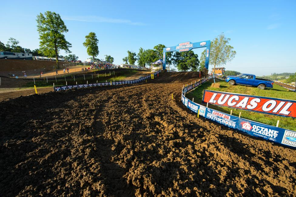 We will see some changes at Muddy Creek in its second year hosting a National.  Photo: Simon Cudby