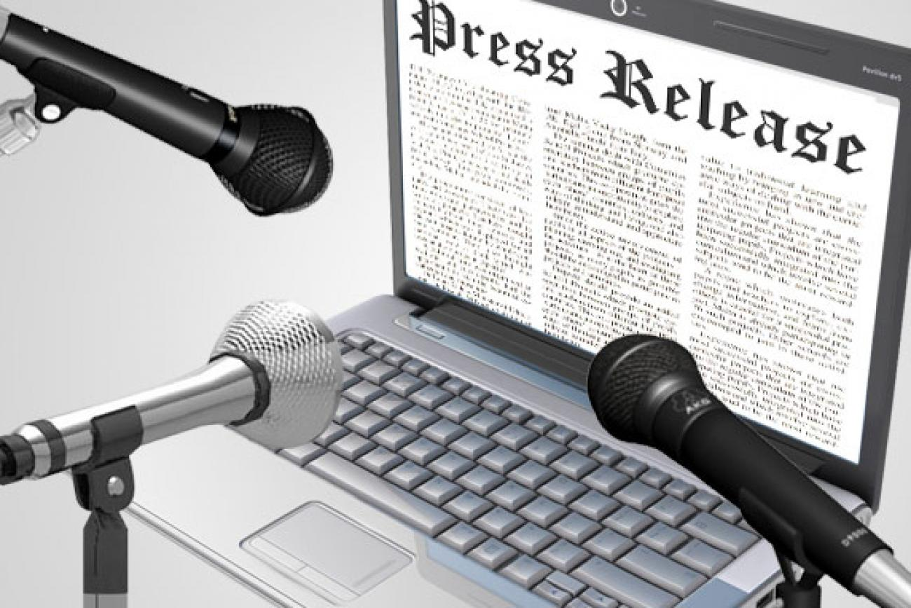 digital press release template - the list biggest press releases ever racer x online