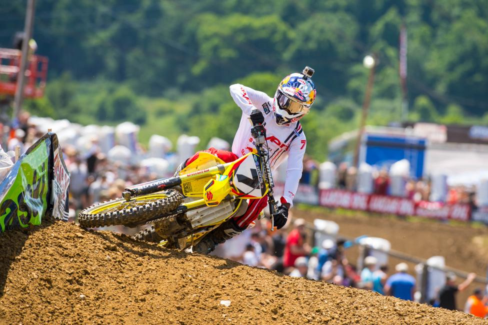 James Stewart will be a storyline to watch this weekend.  Photo: Simon Cudby