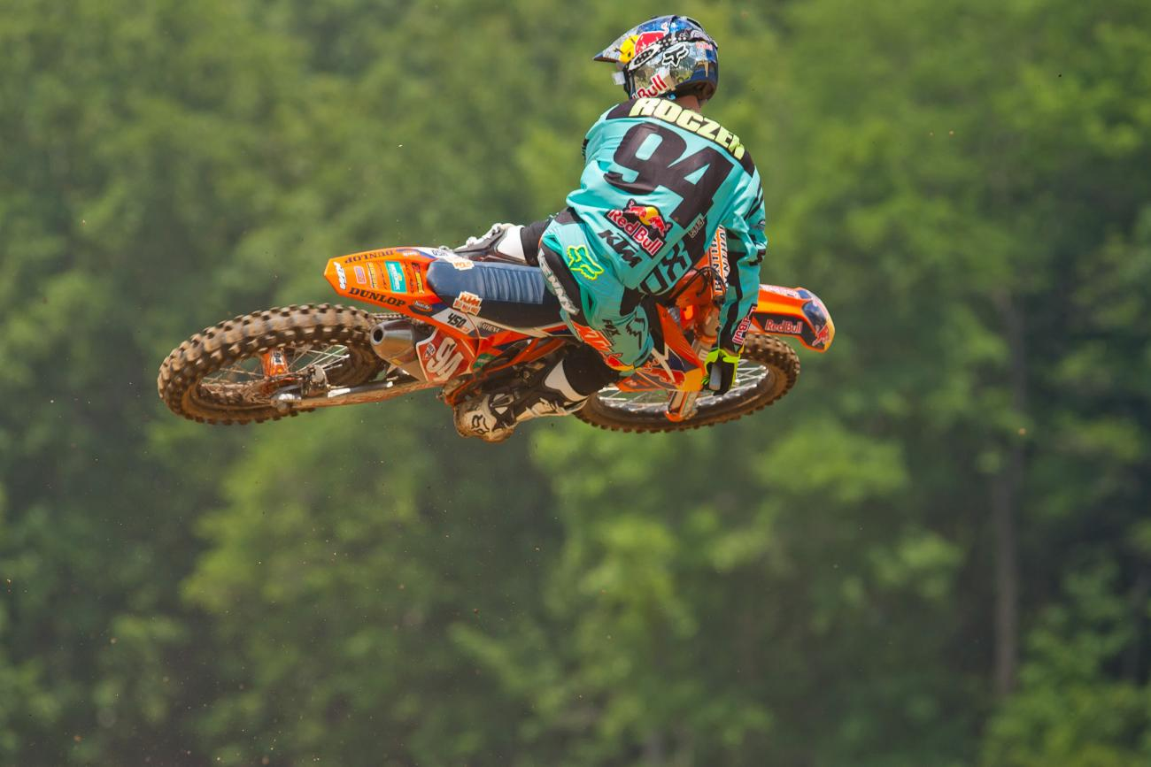 Racer X Films: Muddy Creek Press Day