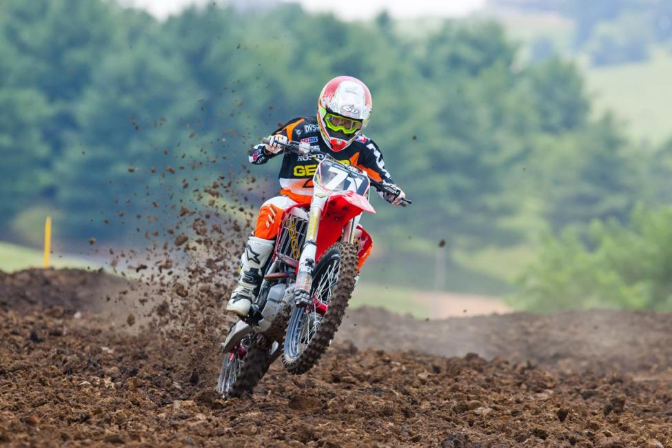 Zach Bell has had a breakout season in 2014. Can he keep it going at Muddy Creek?Photo: Andrew Fredrickson