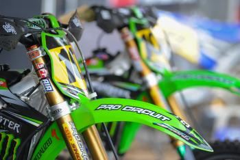 Racer X Films: Mammoth Mini Bikes