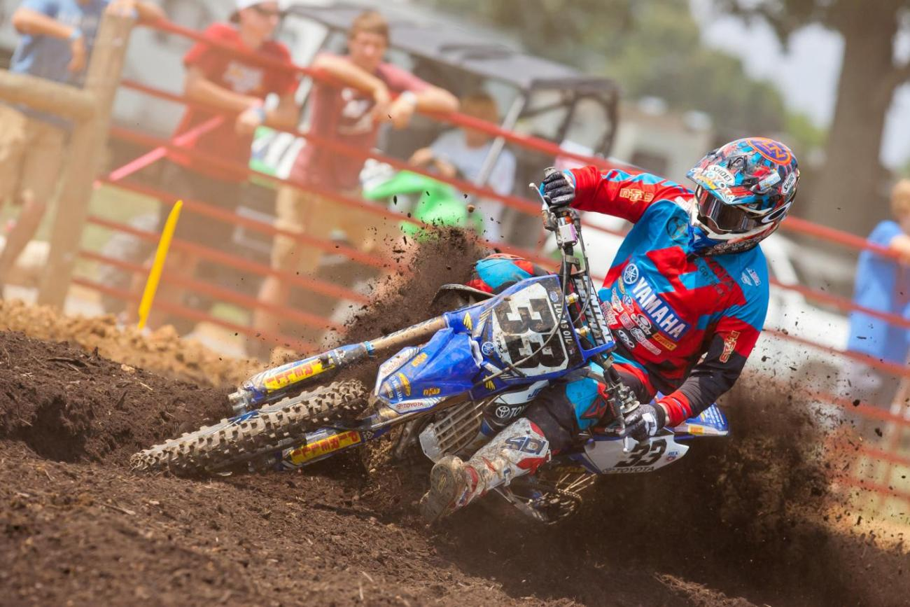 Race Day Feed: Muddy Creek