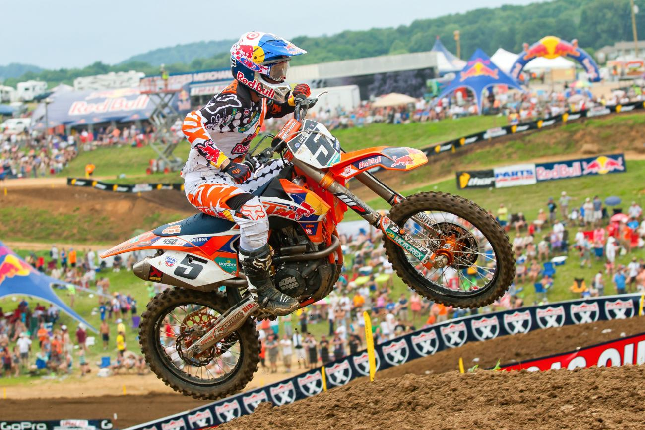 450 Words: Talking with the KTM Boys