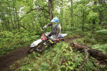 Andrew DeLong Wins Loose Moose National Enduro