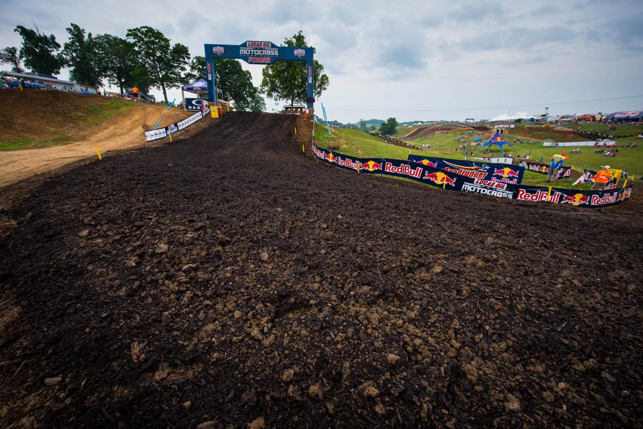 Racer X Films: Remastered, Muddy Creek