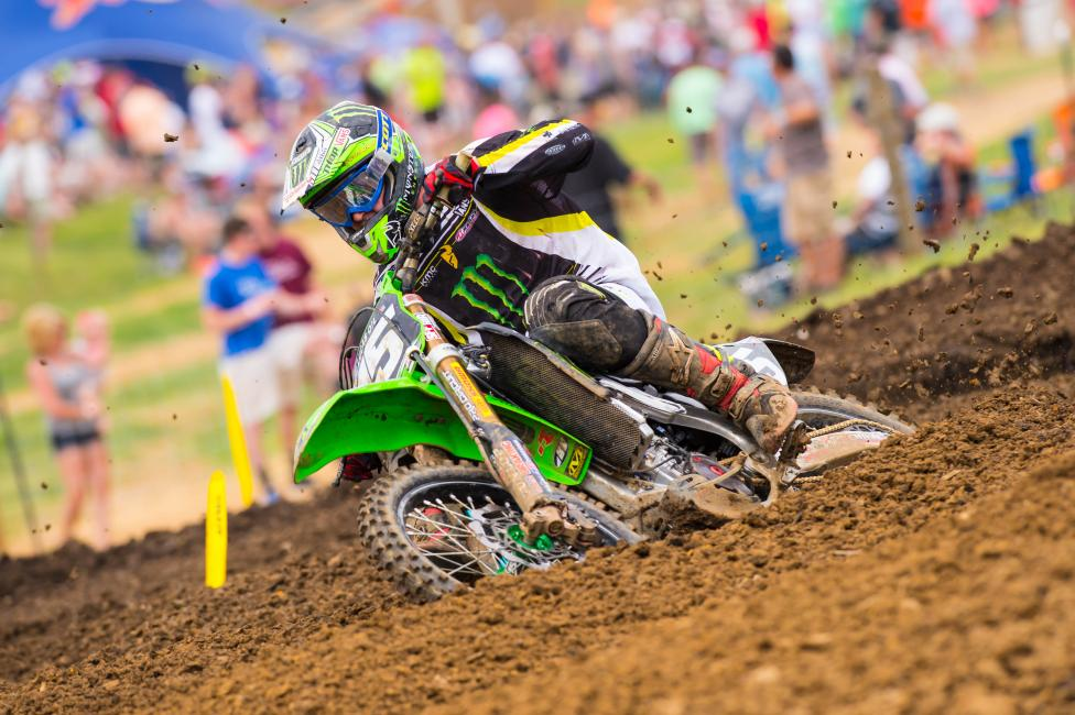 Dean Wilson made his return at Muddy Creek.  Photo: Simon Cudby