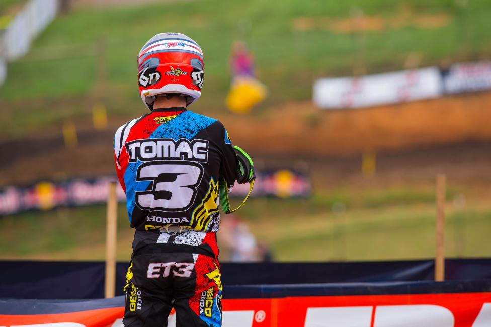 Muddy Creek saw the return of the ToMAC.  Photo: Simon Cudby