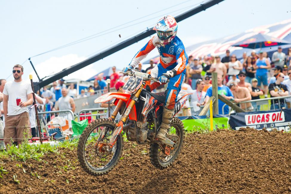 Noren will make his debut with Honda at RedBud.  Photo: Andrew Fredrickson