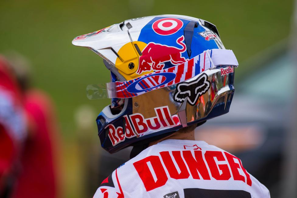 Can Dungey close the gap on Roczen?Photo: Simon Cudby