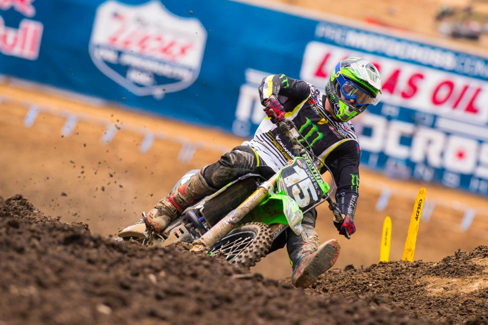 Dean Wilson is looking for a better result in his second race back.