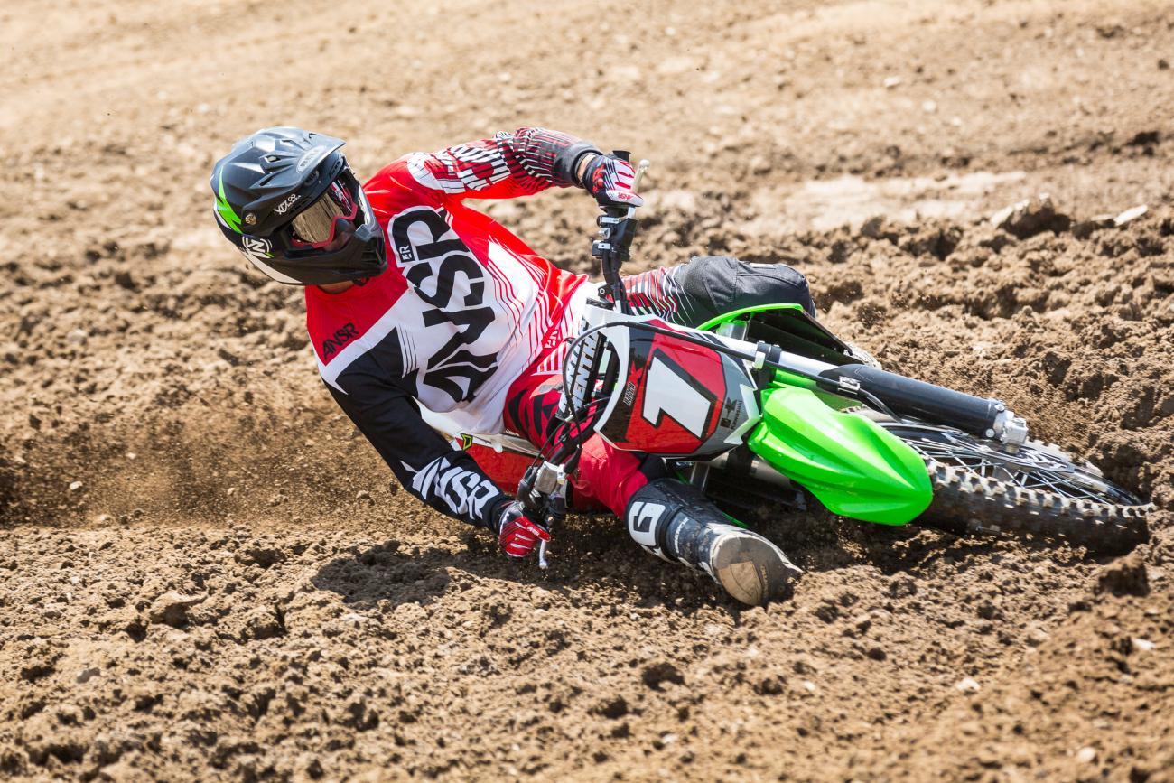 Racer X Films: 2015 KX450F Press Intro