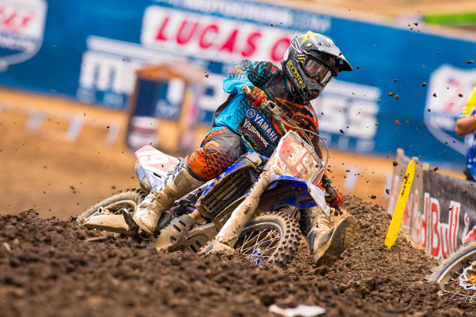 Jeremy Martin looks to rebound at RedBud.  Photo: Simon Cudby
