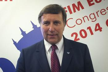 Wolfgang Srb Named FIM Europe President