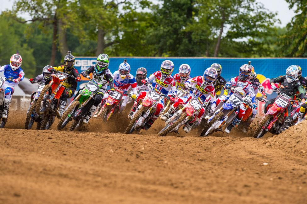 The 250 Class provides a strong group of personalities.