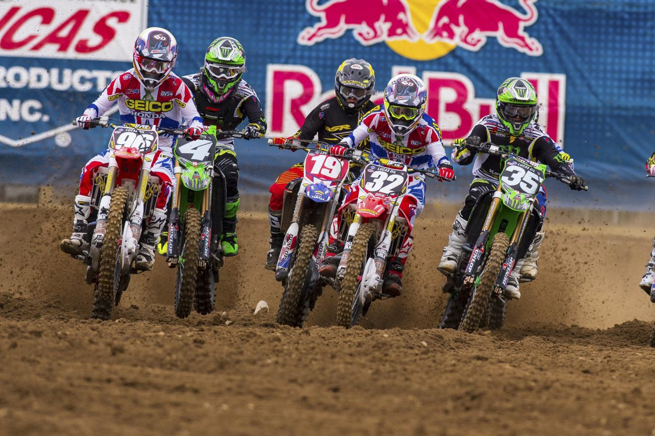 Racer X Films: Remastered, RedBud