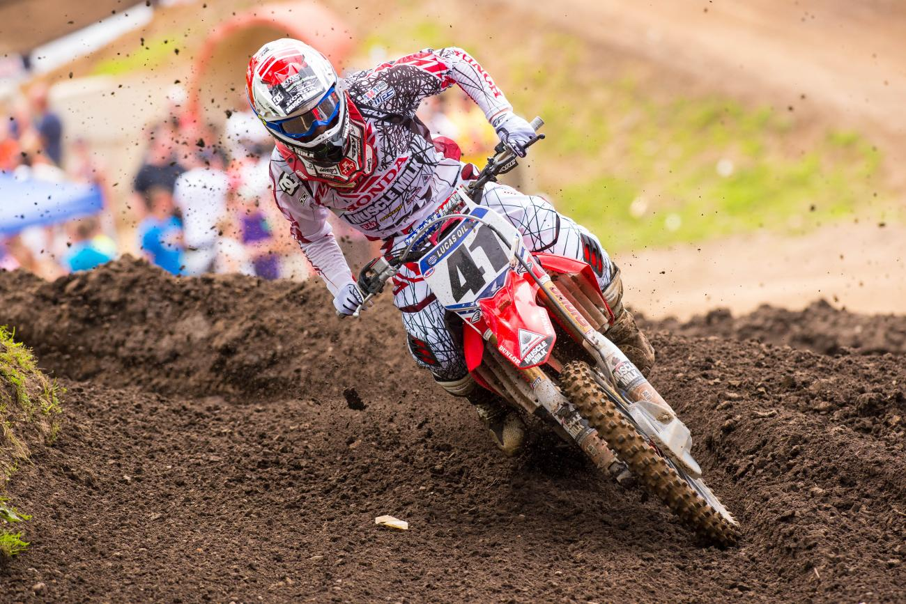 450 Words: Canard Provides the Show