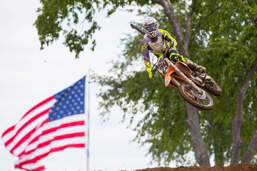Andrew Short is 31 years old, but competitors like Chad Reed believe he's riding as well as he ever has.