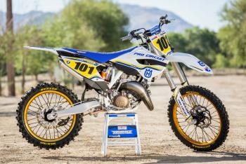Racer X Films: Pro Circuit Husqvarna TC125