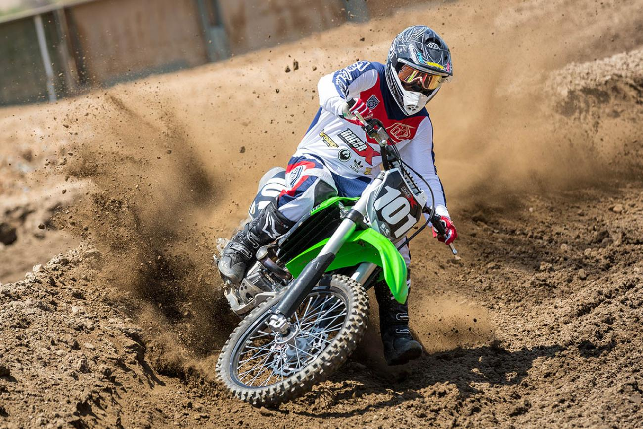 2015 KX250F Introduction